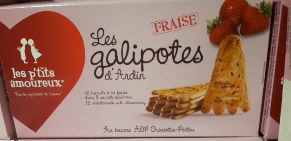 galipote fraise