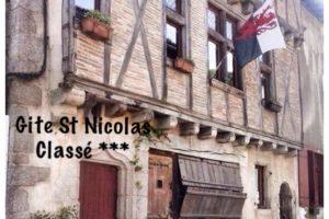 Gite St Nicolas