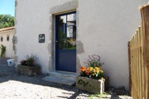 La porte d\'entrée