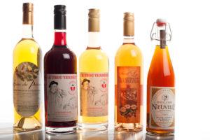Des bouteilles pleines de couleurs et de saveurs surprenantes pour partir aux quatre coins du Poitou.