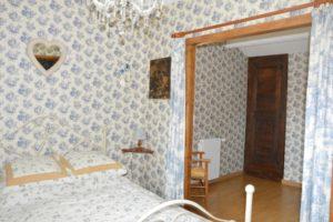 La chambre toile de jouy