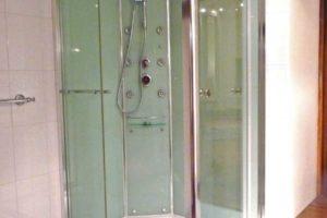 SAFRAN: La douche