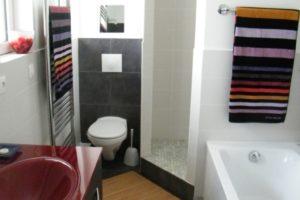 LA NOUVELLE GENERATION: La salle de bain