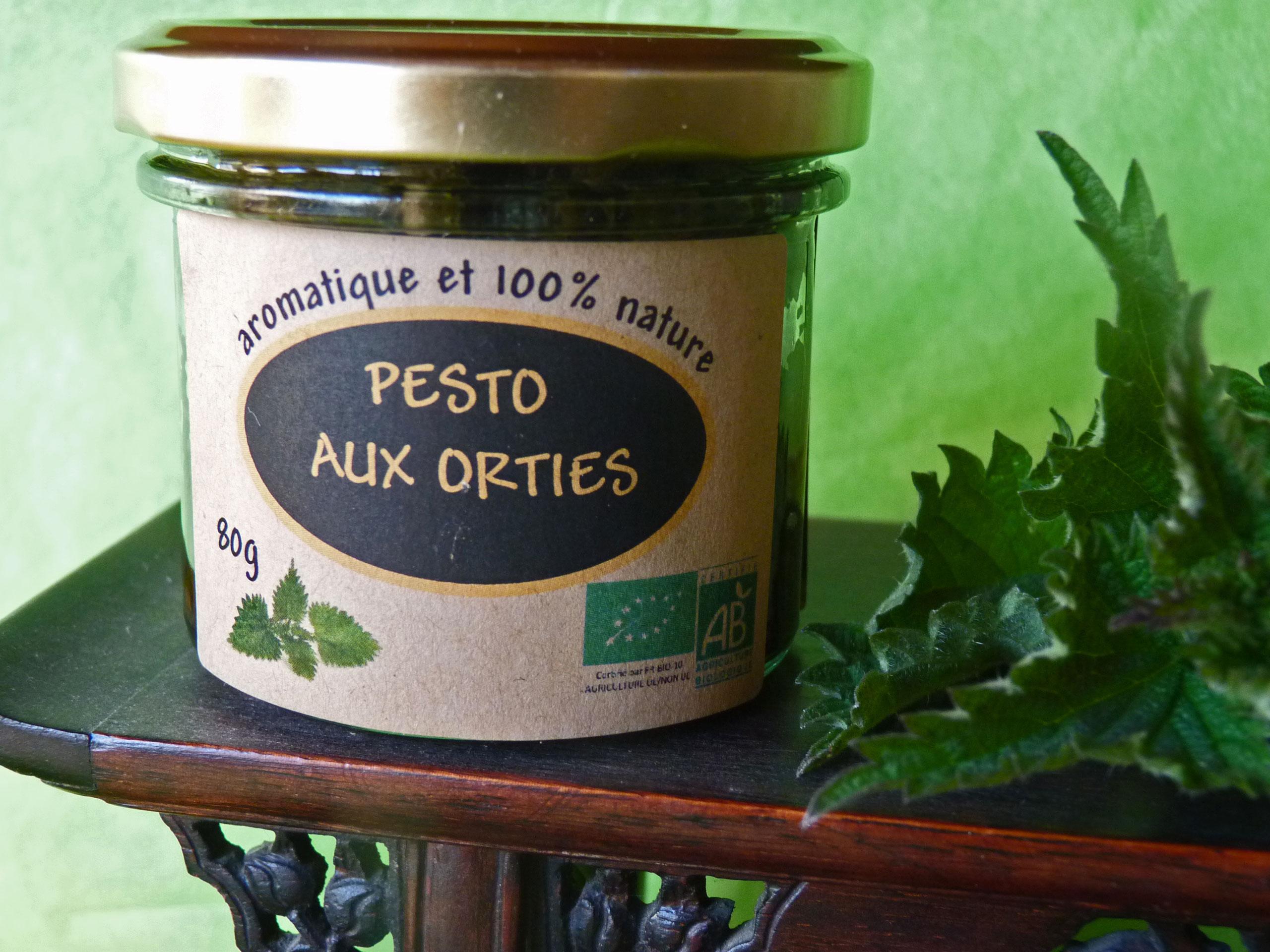 pesto-ortie de la Schaafraniere, Saint-Aubin Le Cloud (79)