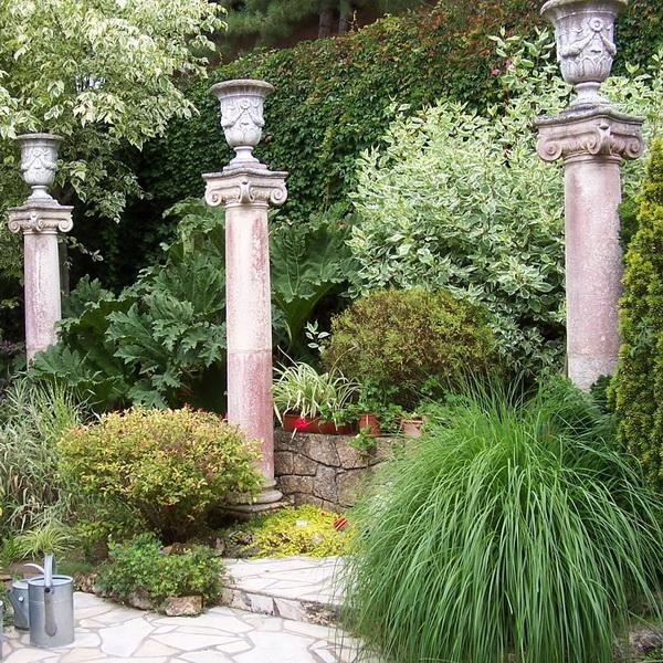 Visite du jardins du gué